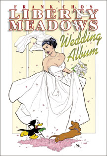 Liberty Meadows The Wedding Album